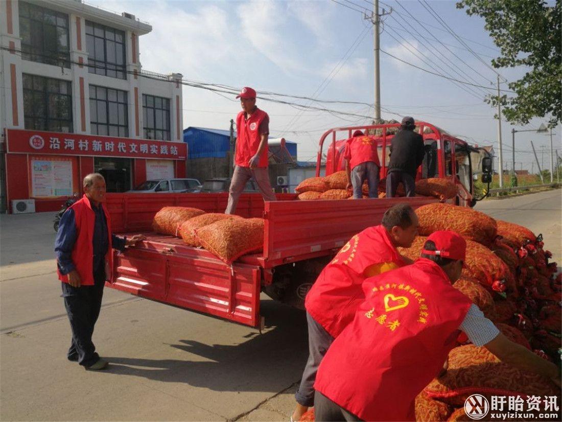 江苏盱眙淮河:互联网+农业助农致富出新招