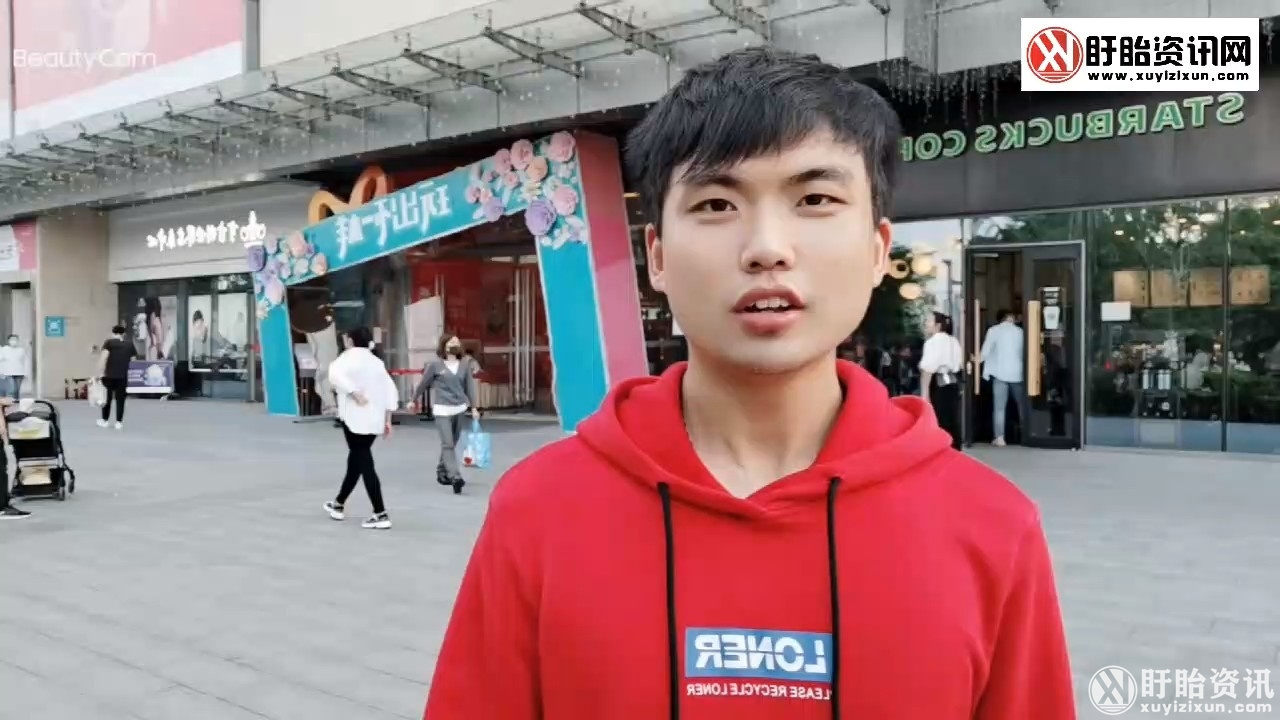 实拍全国第一家小县城苏宁生活广场,开业五年,人流量如何?