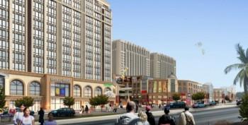 五洲国际广场2期公寓  79㎡ 50万元